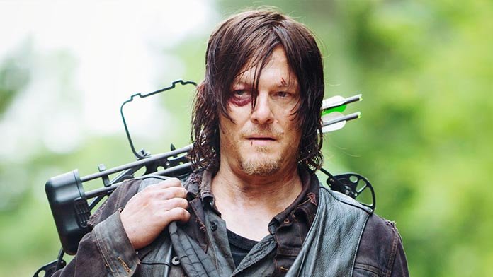 the walking dead - deryl