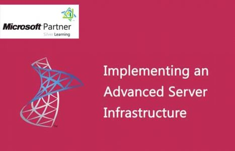 Curso de MS 20414 - Implementing an Advanced Server Infrastructure 2012 em Maringa