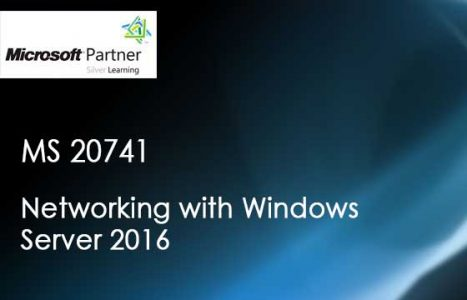 Curso de MS 20741 - Networking with Windows Server 2016 em Maringa