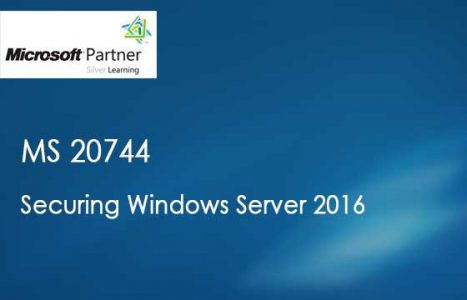 Curso de MS 20744 - Securing Windows Server 2016 m Maringa